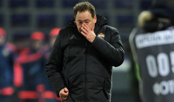 How do you assess the success of Slutsky in the national team and CSKA