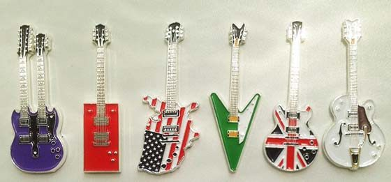 In Somalia, money was issued in the form of guitars