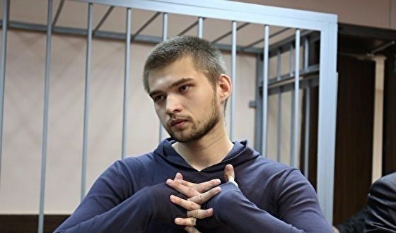 Ruslan Sokolovsky was sentenced to a suspended sentence