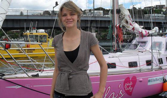Jessica Watson made the Around the World in 16 years