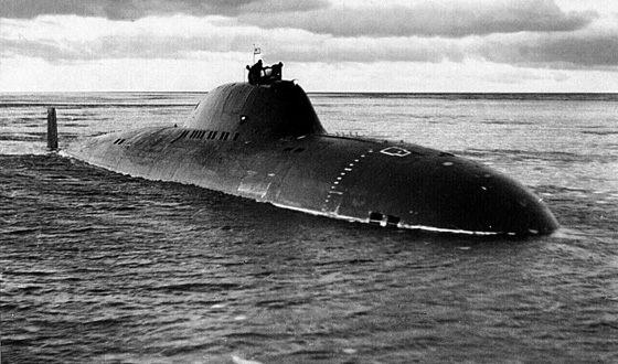 """World tour in the submarine """"Triton"""""""