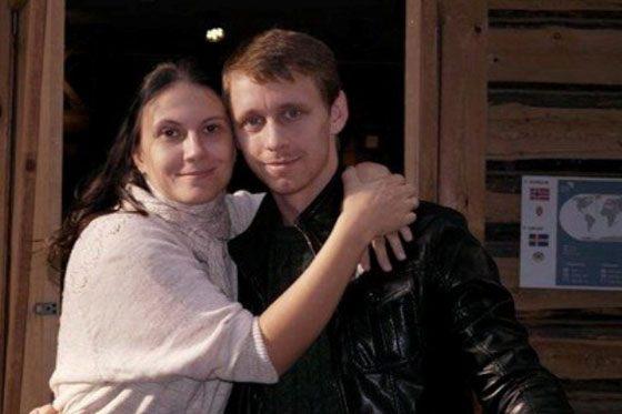александр стекольников фото с женой
