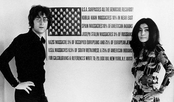 Рисунок Джона Леннона ушел наторгах за $87,5 тыс