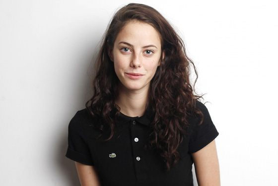 Actress Kaya Scodelario