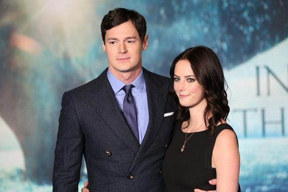 Kaya Scodelario and Benjamin Walker