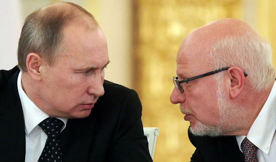 Путину предложат провести первую висторииРФ административную амнистию