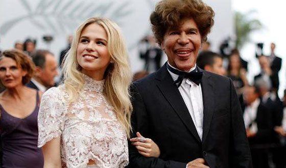 Телевизионный ведущий Игорь Богданов шокировал своим лицом участников Каннского кинофестиваля