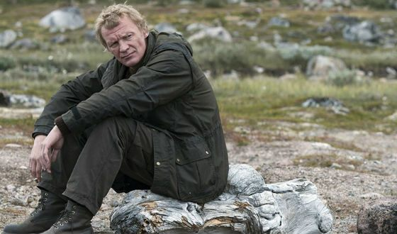 "Frame from the movie Zvyagintsev ""Leviathan"""