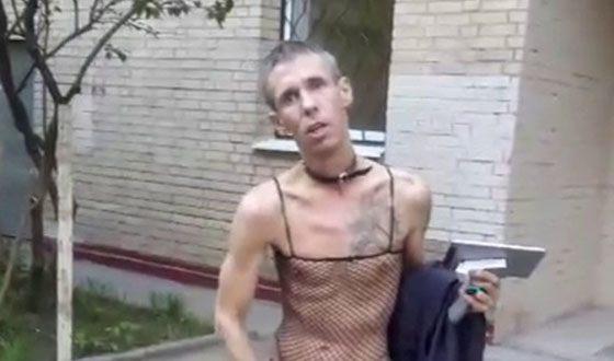 секс на улице видео смотреть