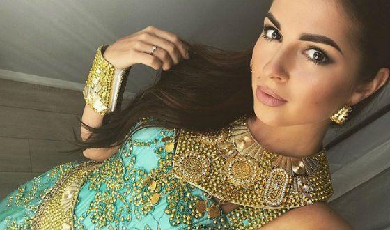 Singer Nyusha danced twerking for charity