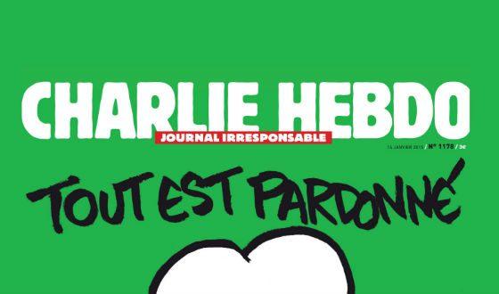 Charlie Hebdo лишил Терезу Мэй головы вкарикатуре отеракте встолице Англии