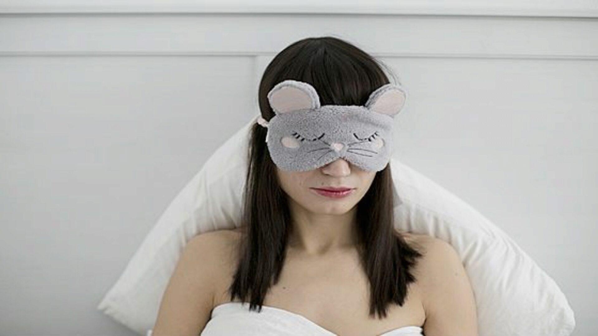 Темнота важна для крепкого сна