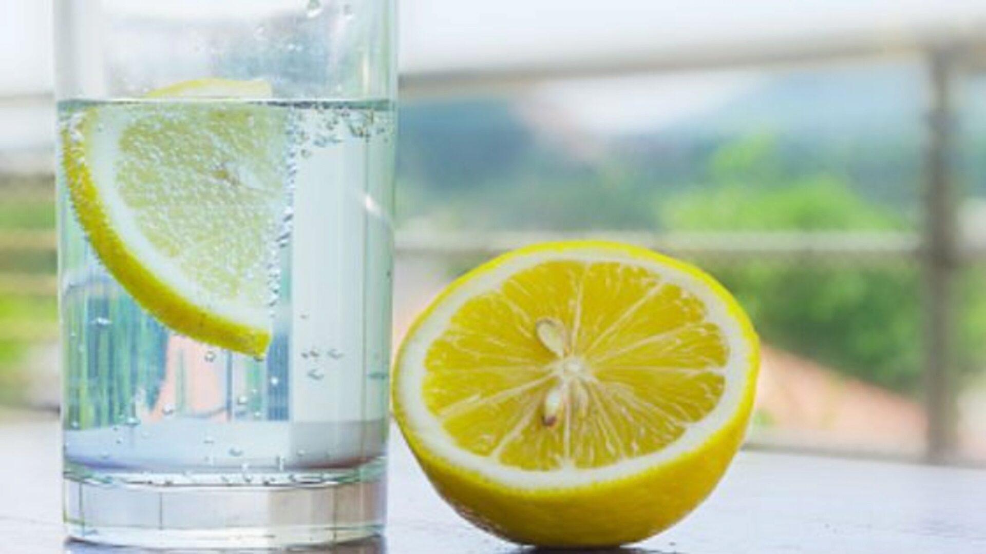 Начинайте день со стакана воды