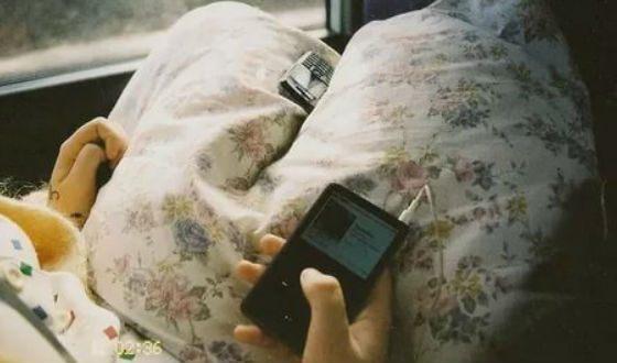 Вместо телевизора включите музыку