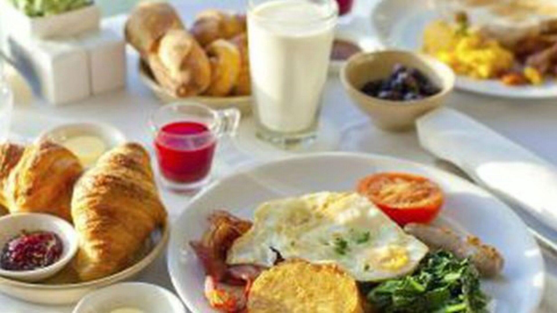 Завтрак – это 25-30% вашего суточного рациона