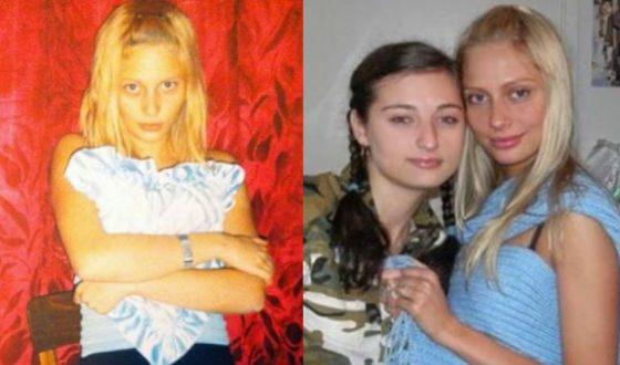 Natalya Rudova in her youth