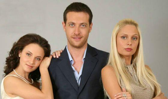 Natalya Rudova, Kirill Safonov and Anna Snatkina