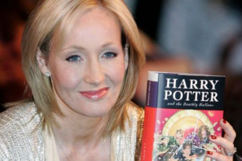 JK Rowling achieved the publication of the first Harry Potter book 20 years ago.