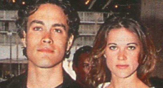 Brandon Lee and his beloved Eliza Hutson