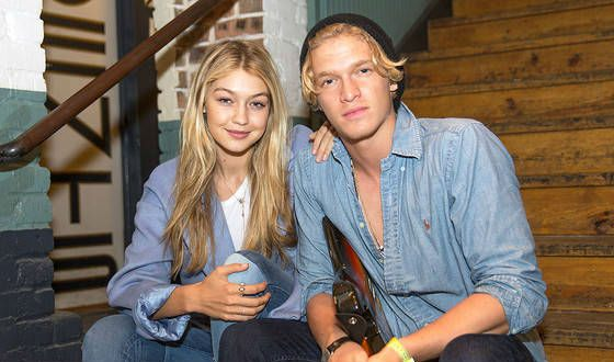 Hadid and Cody Simpson have been dating for 1.5 years