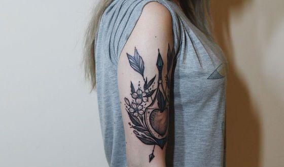 Татуировки милены чижовой фото