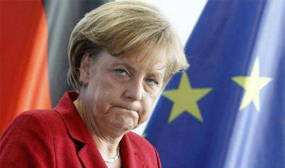 Angela Merkel voted against same-sex marriage