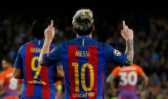 Барселона  Атлетико  23 Голы и лучшие моменты