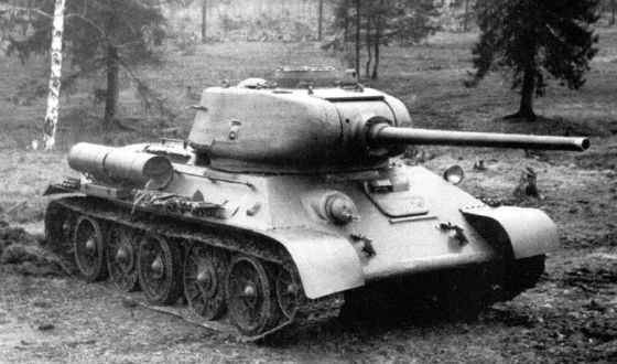 The creator of the legendary tank T-34 died before the beginning of the Great Patriotic
