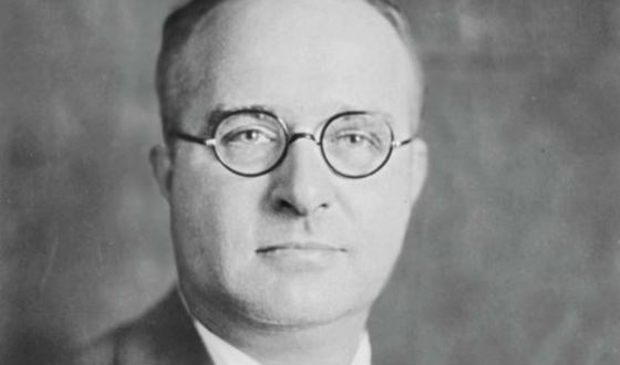 Thomas Midgley - a chemist who nearly destroyed the ozone layer