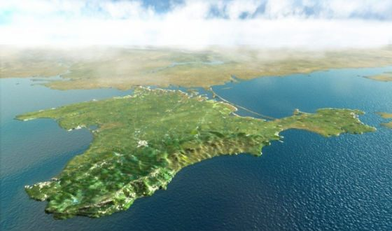 In 2014, a referendum on joining the Russian Federation was held on the Crimea peninsula