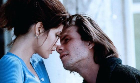 Wild Heart: Marisa Tomei and Christian Slater