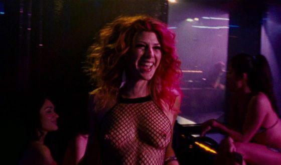 "Marisa Tomei in the film ""Wrestler"""