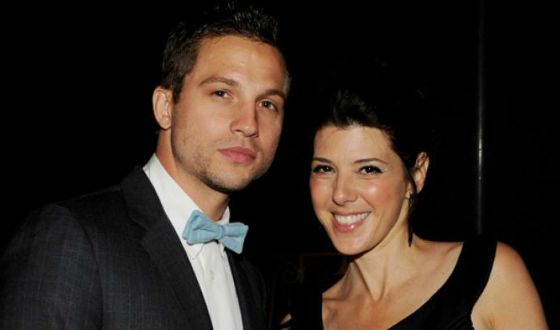 Marisa Tomei and Logan Marshall Green met for 4 years