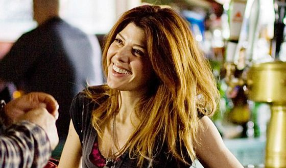 Marisa Tomei manages to look much younger than her years.
