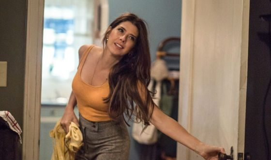 """""""Spiderman: Homecoming"""": Marisa Tomei as Aunt May"""