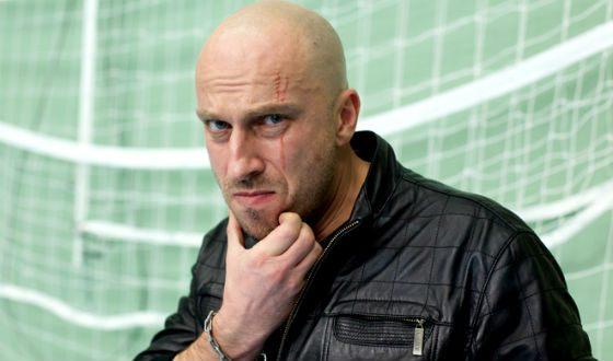 """Dmitry Nagiyev in the TV series """"Fizruk"""""""