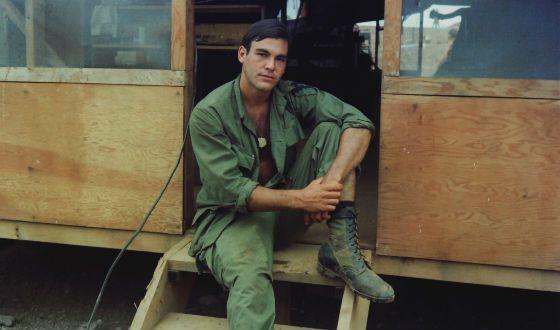 Oliver Stone in Vietnam