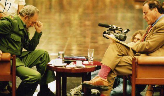Oliver Stone interviews Fidel Castro