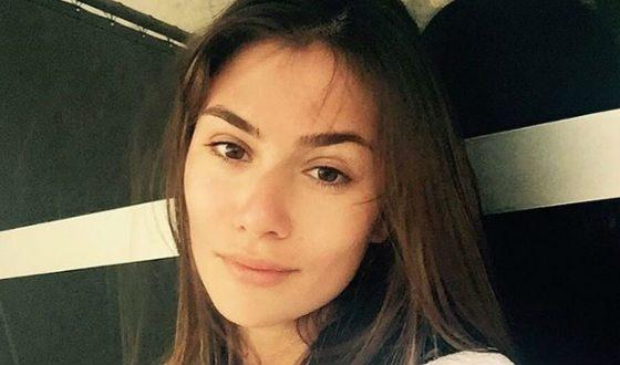 Anastasia Shubskaya without makeup