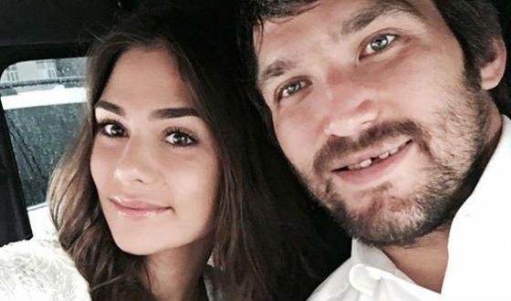 Anastasia Shubskaya and Alexander Ovechkin meet since 2015
