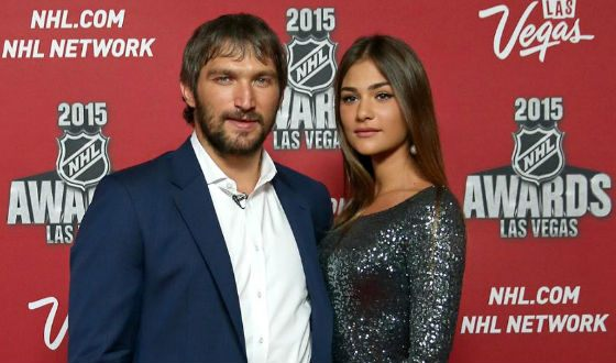 The wife of hockey player Ovechkina dreams of a big family