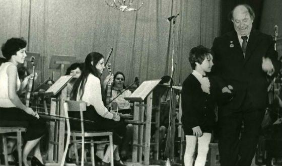 Алексей Султанов был вундеркиндом-пианистом