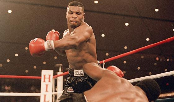 Mike Tyson became a victim of child sexual abuse