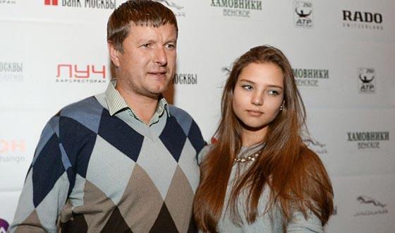 Media reports that Ales Kafelnikova was in intensive care