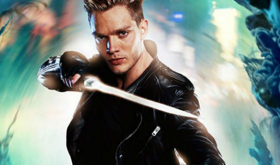"""Dominic Sherwood - the protagonist of """"Twilight Hunters"""""""
