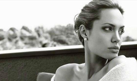 Анджелина Джоли - одна из самых красивых женщин