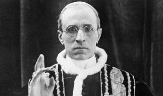 Папа Пий XII нацизм не поддерживал