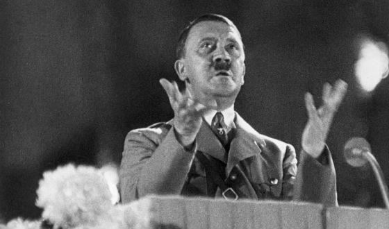 Under Hitler, people believed in their omnipotence.