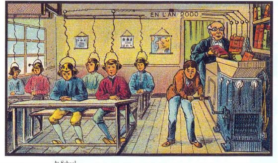 В викторианскую эпоху мечтали о возможностях электричества