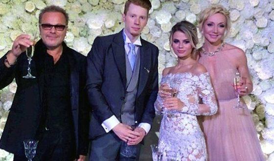 Роскошная свадьба внука пугачевой вылилась в скандал